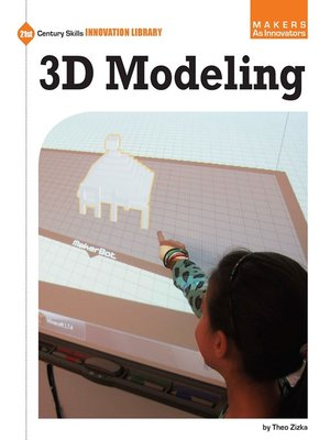 cover image of 3D Modeling